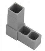 Plastová spojka pro J20x20x1,5  L