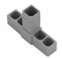 Plastová spojka pro J20x20x1,5  T