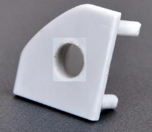 Plastová koncovka pro LED rohová napájení